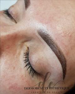 Maquillage permanent sourcils dans les Bouches du Rhône