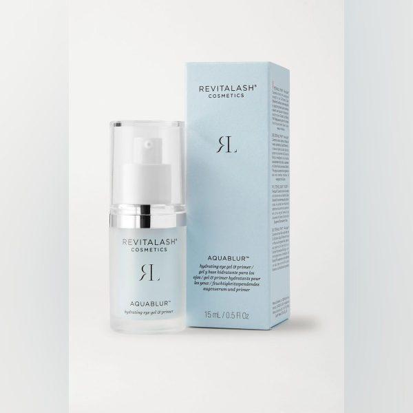 Gel & Primer Hydratant pour les Yeux AQUABLUR Revitalash