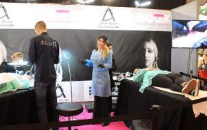 Demo sourcils kylie Jenner julie Lafosse Salon de lesthetique Paris