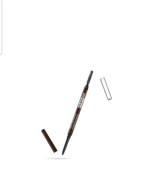 Crayon sourcils high définition Pupa